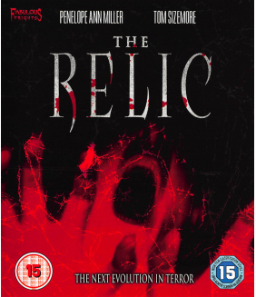The Relic Blu-Ray