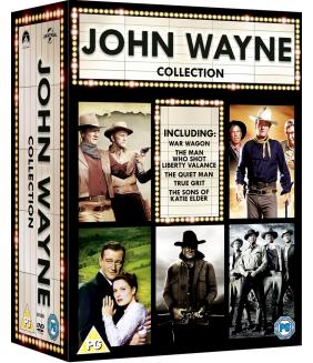 John Wayne Collection (5 Films) DVD