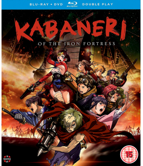 Kabaneri of the Iron Fortress Season One Blu-Ray + DVD
