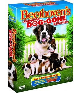 Beethovens Complete Dog Gone Collection (8 Films) DVD