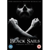 Black Sails Season 1 DVD