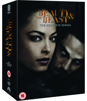 Beauty And The Beast Seasons 1 to 4 Complete Collection DVD
