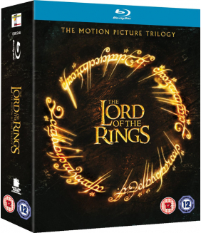 The Lord Of The Rings - Trilogy (6 Disc) Blu-Ray