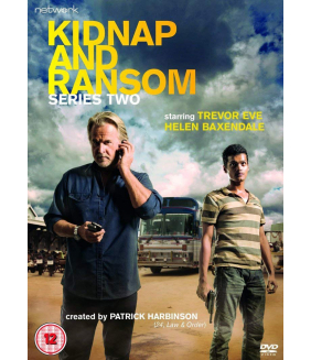 Kidnap And Ransom Series 2 DVD