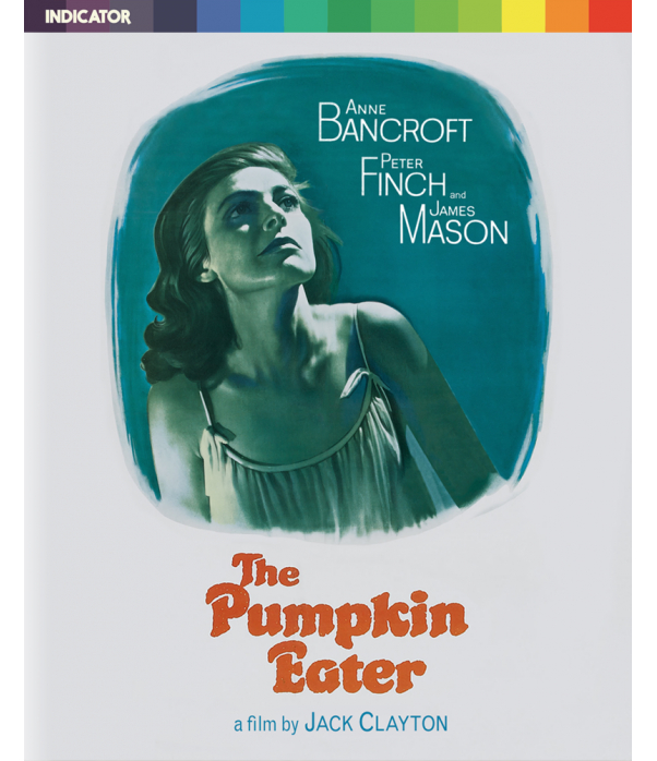Pumpkin Eater - Limited Edition Blu-Ray