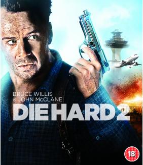 Die Hard 2 - Die Harder Blu-Ray