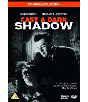Cast a Dark Shadow DVD