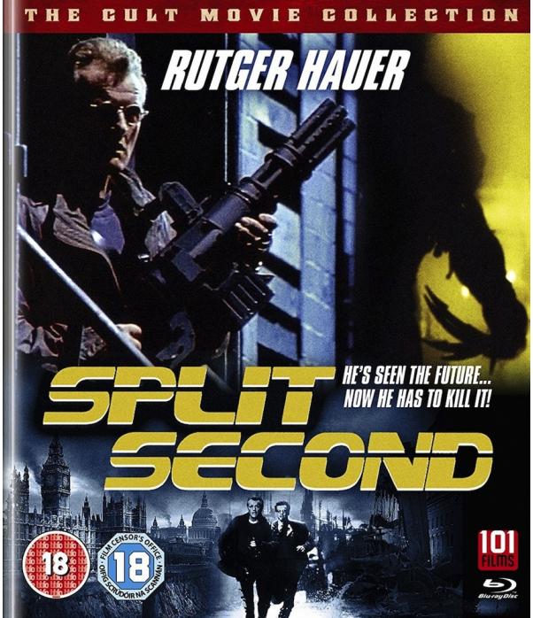 Split Second Blu-Ray