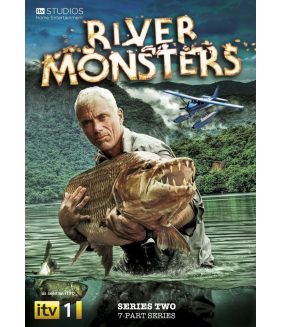 River Monsters Series 2 DVD