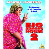 Big Mommas House 2 Blu-Ray