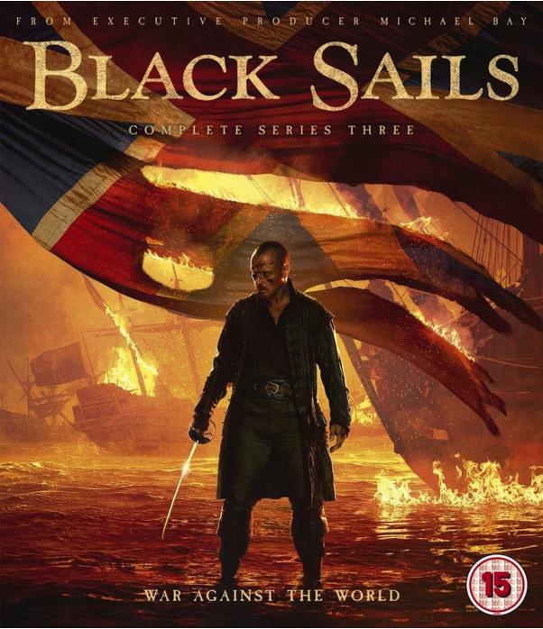 Black Sails Season 3 Blu-Ray