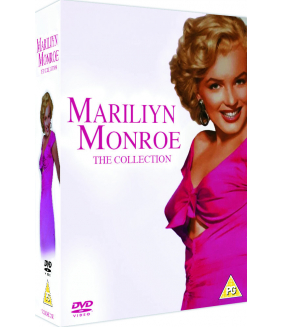 Marilyn Monroe - The Collection (7 Films) DVD
