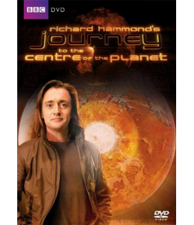 Richard Hammonds - Journey To The Centre Of The Planet DVD
