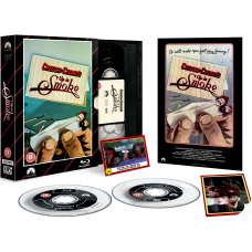 Cheech And Chong - Up In Smoke - Limited Edition VHS Collection DVD + Blu-Ray