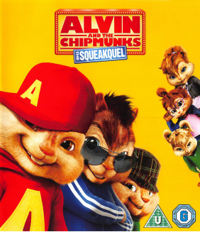 Alvin And The Chipmunks 2 - The Squeakquel Blu-Ray