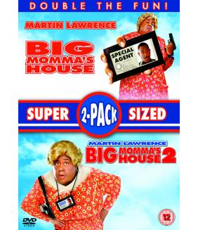 Big Mommas House / Big Mommas House 2 DVD