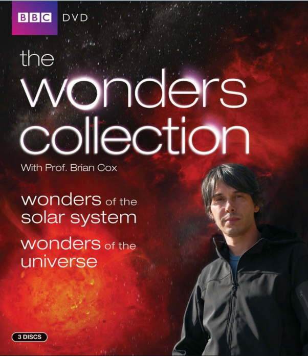 The Wonders Collection - Wonders Of The Solar System / Wonders Of The Universe Blu-Ray