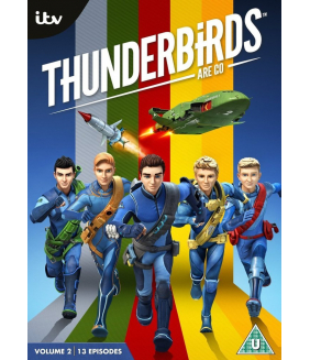 Thunderbirds Are Go Series 1 - Volume 2 DVD