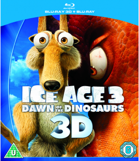 Ice Age 3 - Dawn of the Dinosaurs 3D+2D Blu-Ray