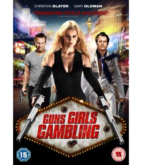 Guns Girls Gambling DVD