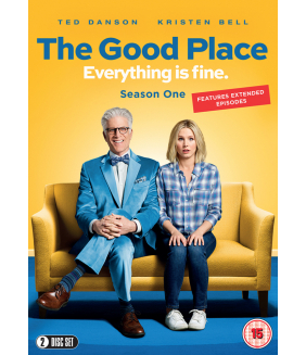 The Good Place Season One DVD