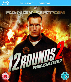 12 Rounds 2 - Reloaded Blu-Ray