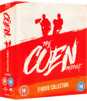 The Coen Brothers - (8 Films) Directors Collection Blu-Ray