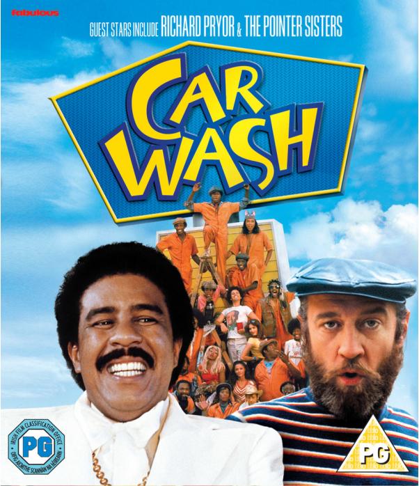 Car Wash Blu-Ray