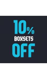 10% Off 2 or More Boxsets