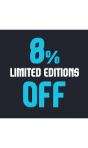 8% Off 2 or More Limited Editions