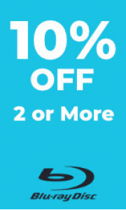 10% Off 2 or More Blu-Ray's