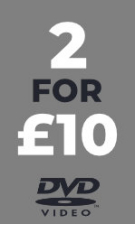 DVD - 2 for £10