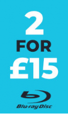 Blu-Ray - 2 for £15