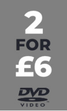 DVD B-Movies 2 for £6