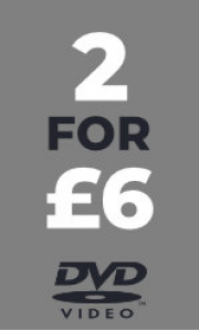 DVD - Any 2 for £6