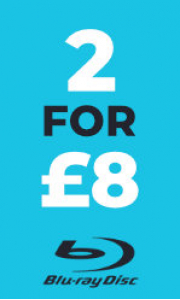 Blu-Rays - Any 2 for £8
