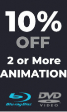 Animation - Extra 10% Off 2 or More