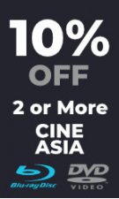 Cine Asia - Extra 10% Off 2 or More