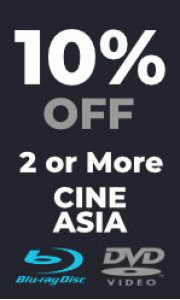 Cine Asia - 10% Off 2 or More