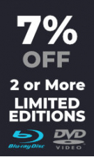 Limited Editions - Extra 7% Off 2 or More