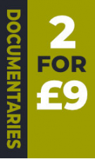 Documentaries - 2 for £9