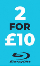 Blu-Ray 2 for £10
