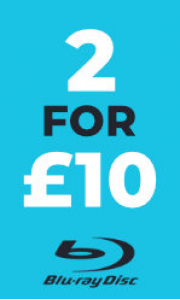 Blu-Ray 2 for £10 - Movie