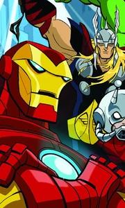 Marvel - Avengers - Earth's Mightiest Heroes