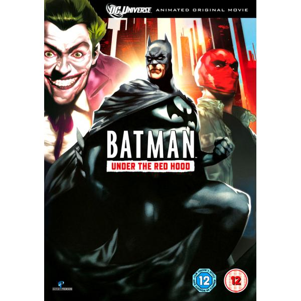 DC Universe - Under The Red Hood DVD