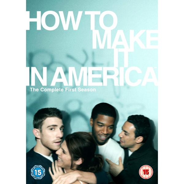How To Make It In America Season 1 DVD