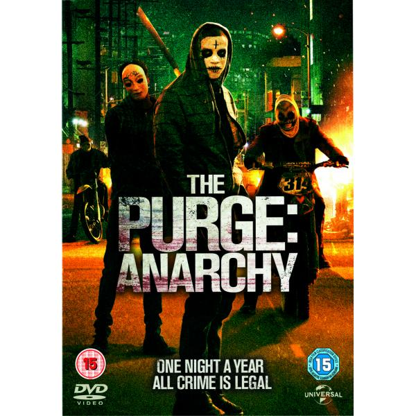 The Purge - Anarchy DVD