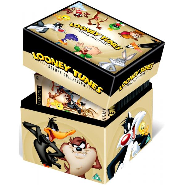 Looney Tunes - The Complete Golden Colleciton DVD