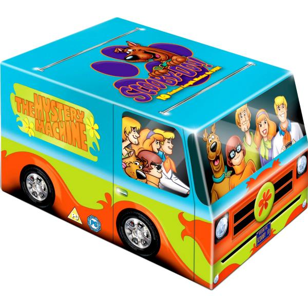 Scooby-Doo - The Mystery Machine DVD