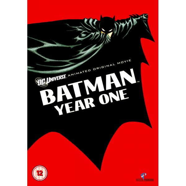 DC Universe - Year One DVD